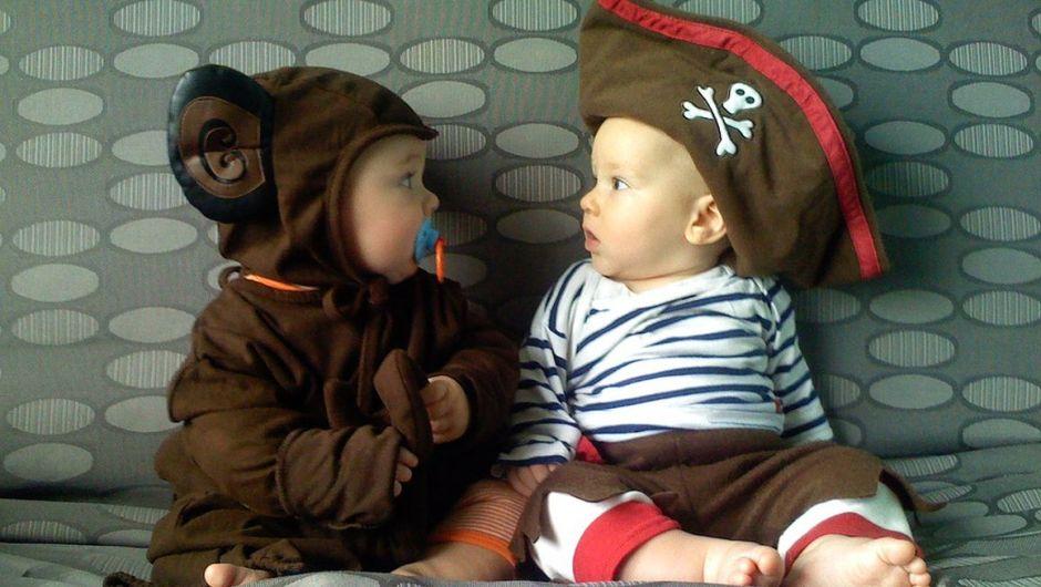 Carnevale: spunti per costumi fai-da-te per bambini
