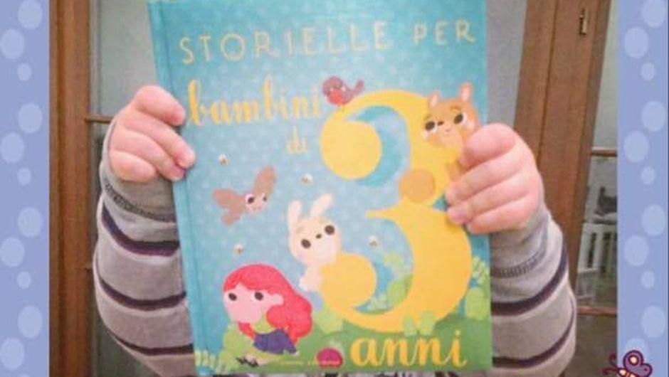 Storielle per bambini di 2-3 anni