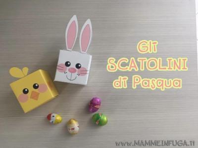 Scatolini di Pasqua