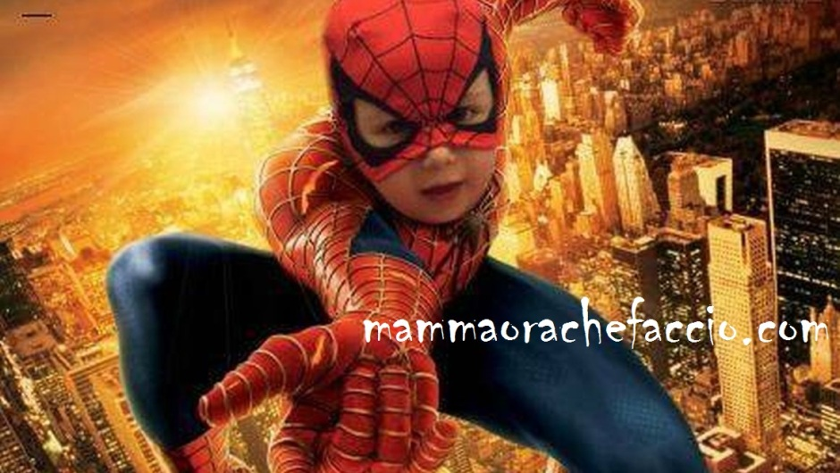 Festa a tema Spiderman per il 3° compleanno del mio piccolo supereroe