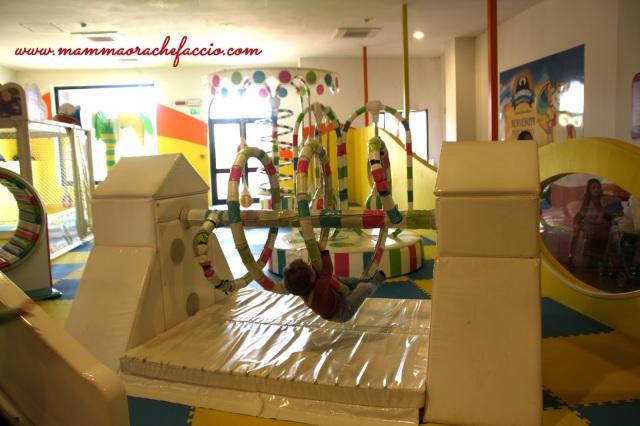 Rainbow Magicland: area gioco per bambini 0-6 anni