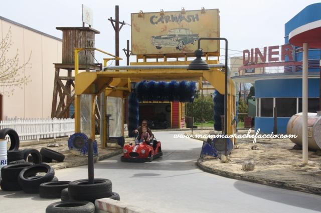 Rainbow Magicland: Formula Cars
