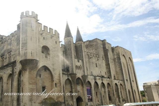 Provenza: Avignone, Palazzo dei Papi