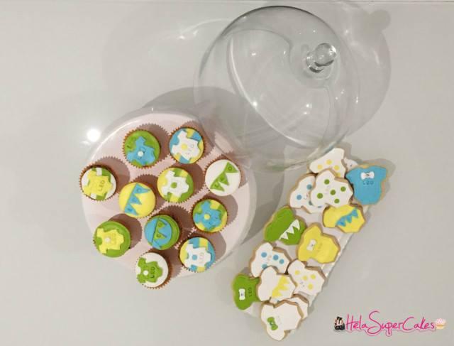 Baby Shower biscotti e dolci