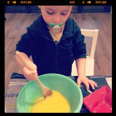 Torta di mele per bambini ricetta ingredienti