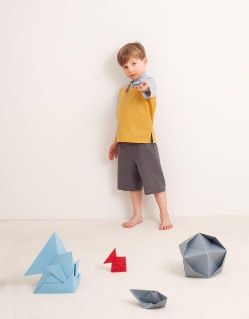Vestiti bambini collezione Origami Bumoon