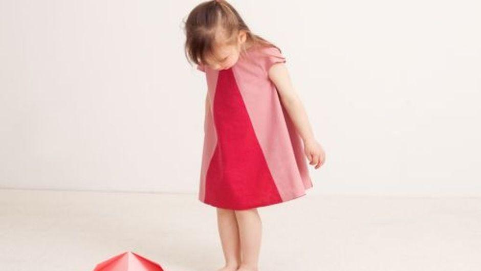 Moda primavera-estate bambini: i vestiti sono...Origami