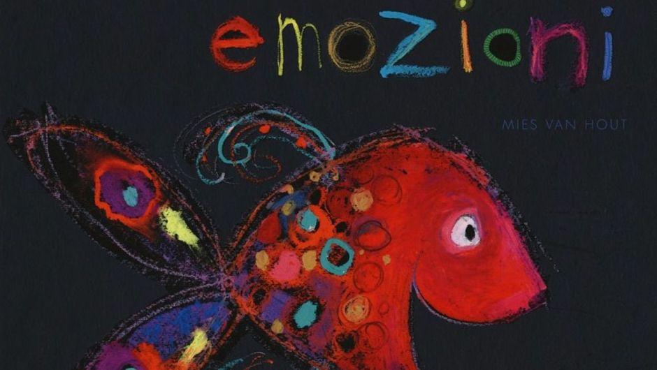 Libri per bambini di 3 anni sulle emozioni e la paura