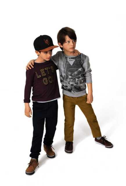 vestiti ragazza e ragazzo Kiabi