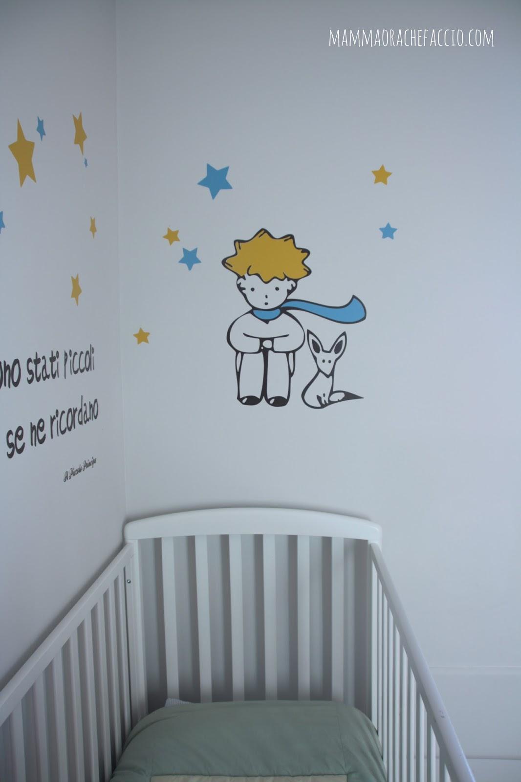 Adesivi da muro per la cameretta dei bambini la nostra - Adesivi per muro cameretta ...