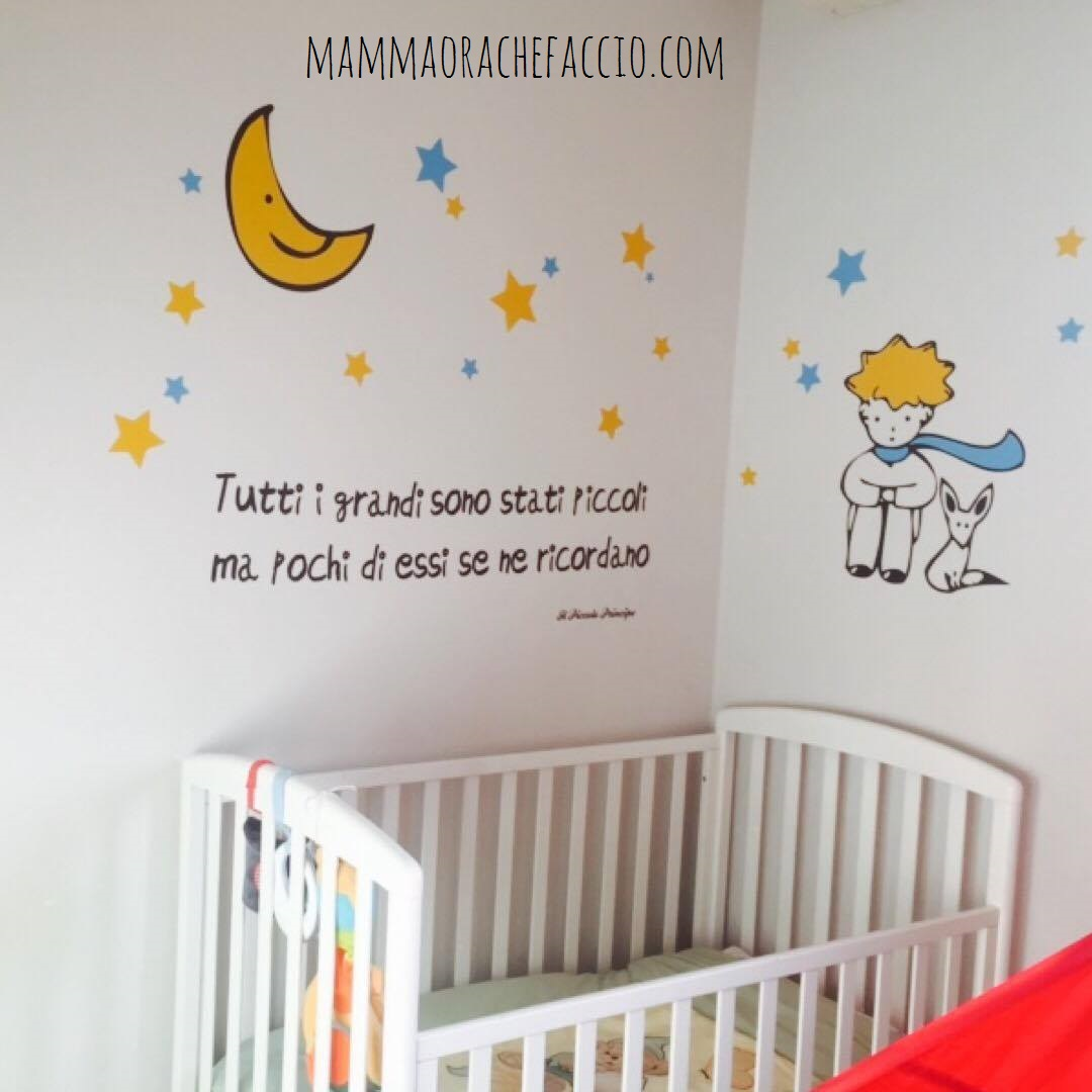 Adesivi Da Parete Per Bambini.Adesivi Da Muro Per La Cameretta Dei Bambini La Nostra