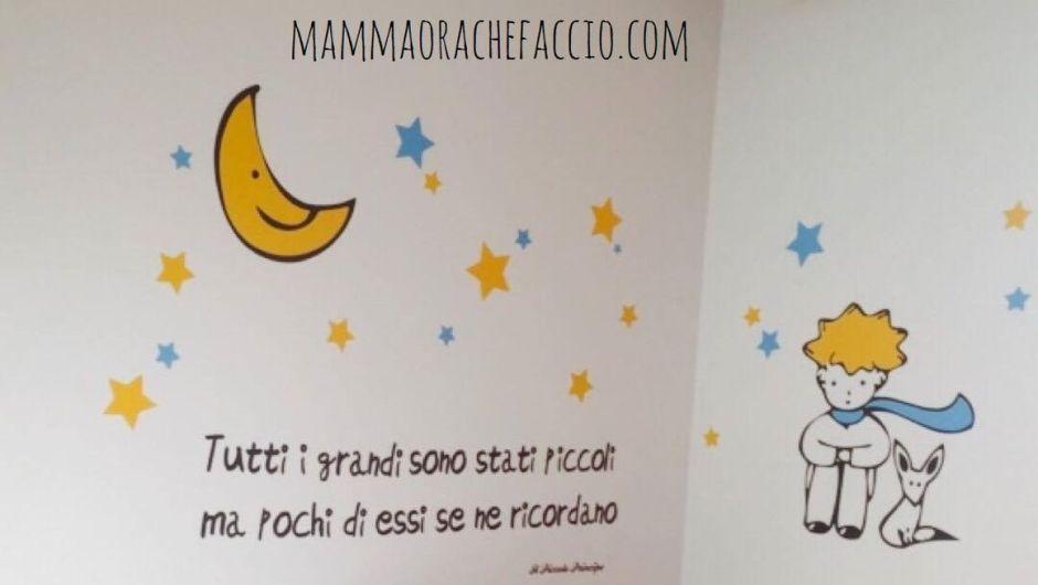 Adesivi da muro per la cameretta dei bambini