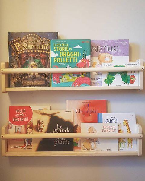 angolo lettura bambini