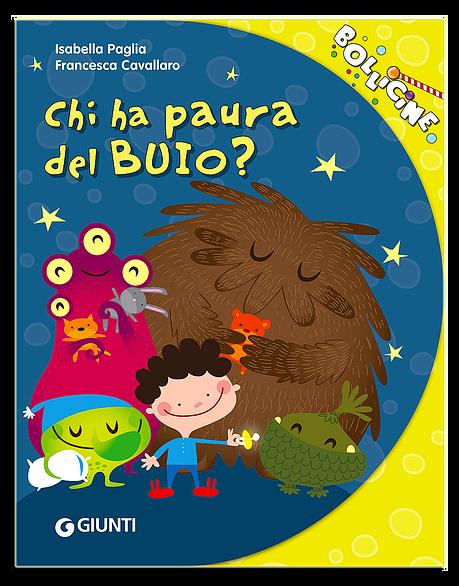 Libri per bambini che hanno paura del buio