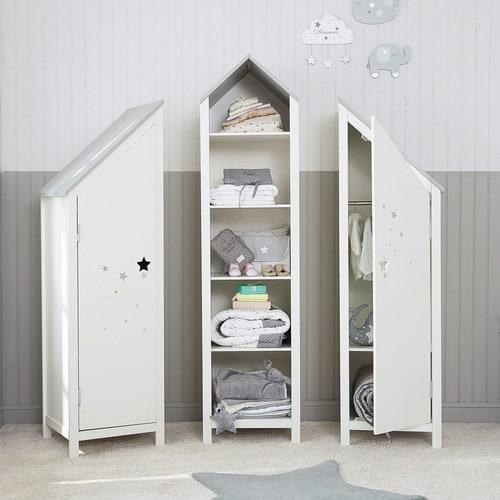 guardaroba-bianco-per-bambini-armadio maison du monde