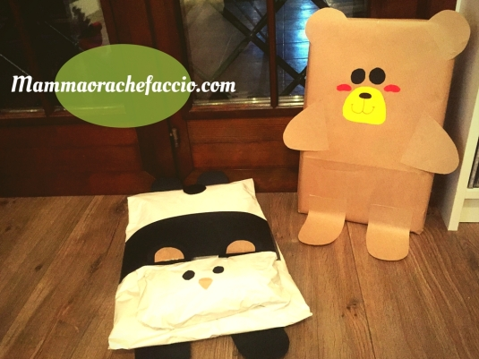 Idee pacchetti regalo bambini