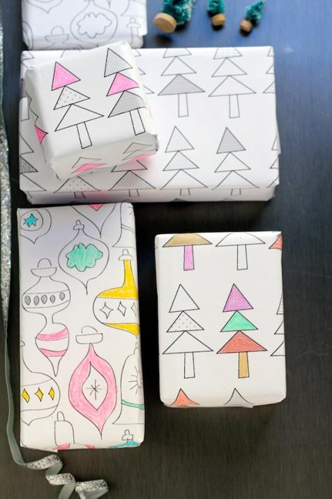 pacchetti regalo natale idee bambini 2