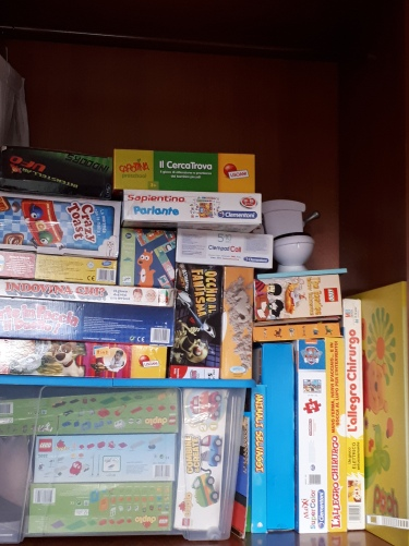 come sistemare i giochi dei bambini dopo Natale 3